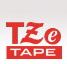 tze tape size and color chart